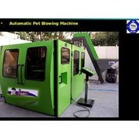 Automatic Pet Blowing Machine