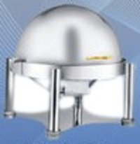 Stainless Steel Round Roll Top