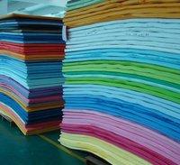 EVA Colour Foam Sheets