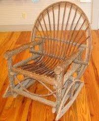 Rough Chair