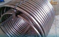 ASME SB338 GR2 Titanium Welded Pipes