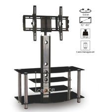 Modern Design Glass LCD TV Stand