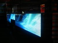 Full Color Advertising LED Display P16 1R1G1B