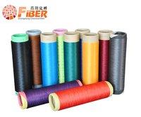 Dope Dyed Polyester Yarn DTY (POY,DTY,FDY)