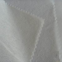 Flower Shape Single Dot Non Woven Fusible Interlining