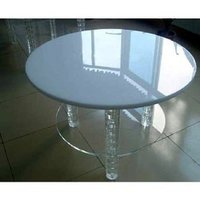 Designer Acrylic Coffee Table