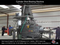 Lpg And Cng Cylinder Cleaning Machine