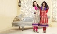 Anarkali Party Wear Dress Material