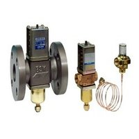 Solenoid Valves Water Flow Regulation