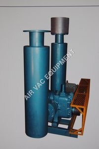 Direct Drive High Vacuum Pump