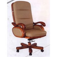 Wooden Executive Chair