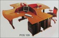 Modular Office Work Station (Pos 109)