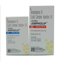 Ampholip 50/ 100mg Injections