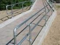 Galvanized Stainless Steel Railing