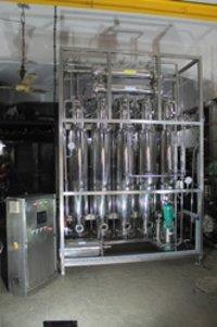 Multicolumn Water Distillation Plant