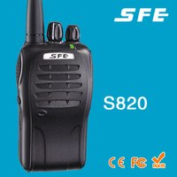 UHF VHF FCC CE Walkie Talkie SFE S820