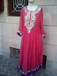 Attractive Anarkali Kurti