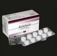 Aciclovir Tablets Bp 200 Mg