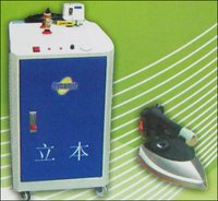 Portable Steam Boiler With Steam Press (Tc-M606p And Tc-M606b)