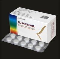 Allopurinol Tablets Bp 100 Mg