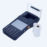 Handheld Thermal Printer With Barcode Scanner And RFID