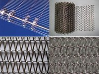 Metal Wire Mesh Conveyor Belts