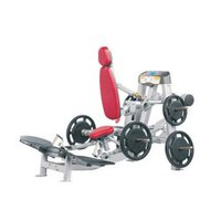 Hack Squat Exercise Machine