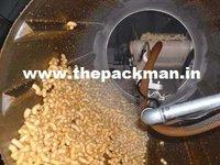 Potato Chips Flavoring Tumbler Machine