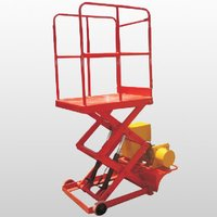 Mobile Scissors Lift