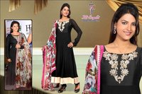 Ladies Black Salwar Suits