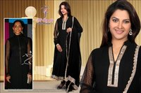 Women Black Salwar Suits