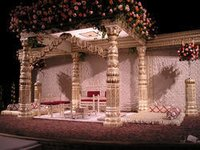 FRP Wedding Mandap