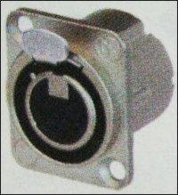 3 Pin Xlr Female Connector (Nc3fd-Lx-Ha)