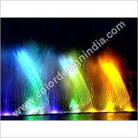 Laser Dancing Fountain