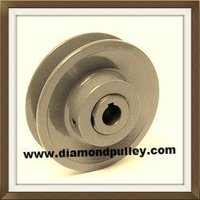 Single Groove V-Belt Pulley