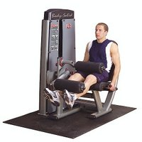 Dual Leg Extension Leg Curl Machine