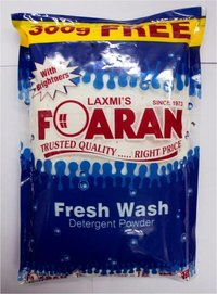 Fresh Wash Detergent Powder