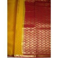 Pure Silk Crepe Saree