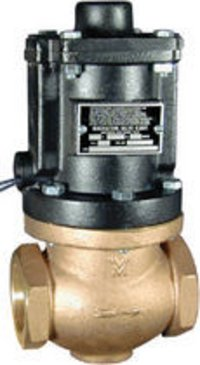 Magnatrol E129L63 2-Way Solenoid Valve for Hot Water