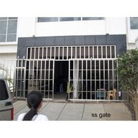 Stainless Steel Railing Gates