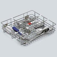SS Cutlery Wire Basket