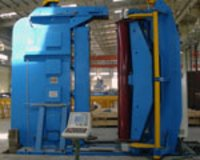 Heavy Duty Panel Bending Machine