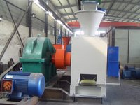 Charcoal Powder Briquette Machine