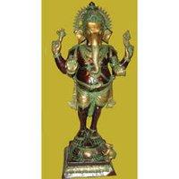 Ganesh Standing Statue
