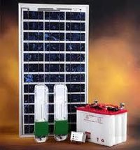 Power Pack Solar Home Lighting System