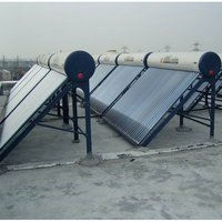 Solar Water Heater Industrial