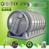 Tyre Pyrolysis Plant Of 5 Tons Per Day