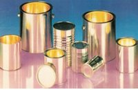 Cylindrical Tin Cans