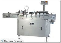 Sticker Labeling Machinery