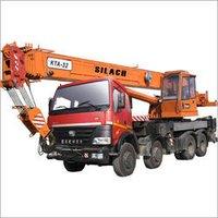 Mobile Hydraulic Crane Rental Service